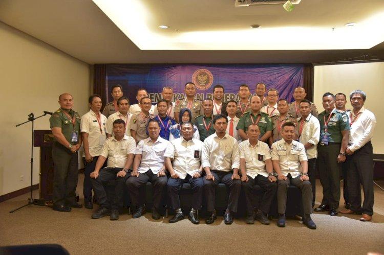BNPT Sinergikan SOP Bagi Aparat di Wilayah Banten Guna Antisipasi Ancaman Terorisme dengan Unsur Kimia, Biologi, Radioaktif dan Nuklir (KBRN)
