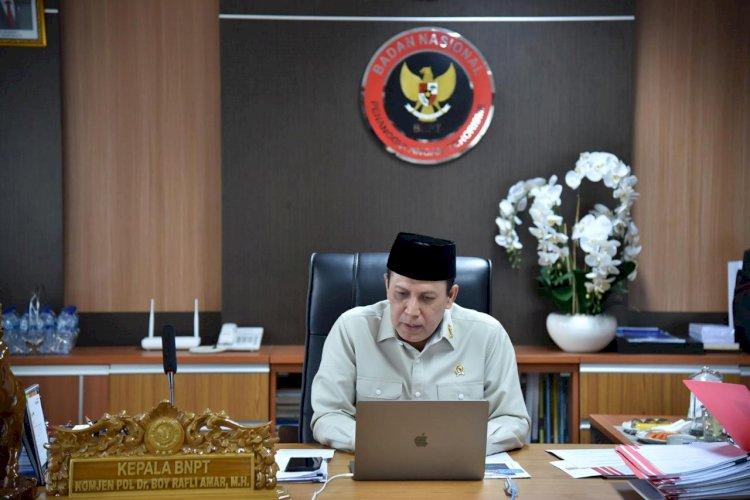 Kepala BNPT Berbagi Langkah Praktis Pencegahan Radikalisme di Lingkungan Perusahaan Swasta