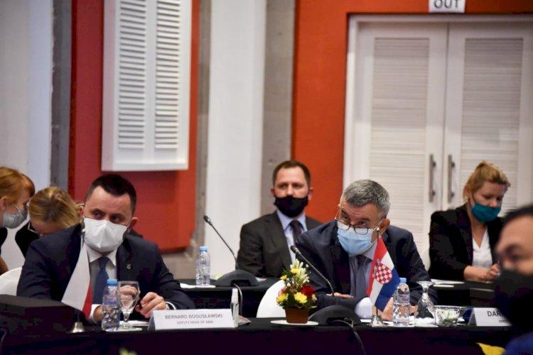 BNPT Bangun Kerangka Kerja Sama Penanggulangan Terorisme RI-Polandia-Kroasia