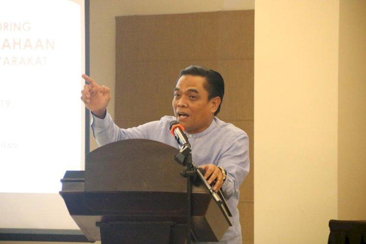 BNPT Jalankan Program Deradikalisasi dan Maksimalkan Yayasan Mitra Deradikalisasi di Makassar