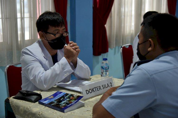 Melalui Klinik Pancasila, BNPT  Deradikalisasi Napiter Jadi Dokter Pancasila