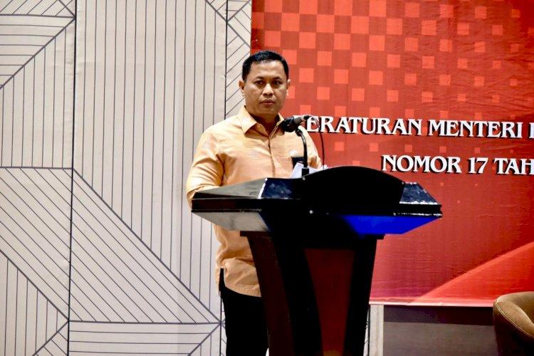 BNPT Berkomitmen Lakukan Penyederhanaan Birokasi dengan Melaksanakan Penyetaraan Jabatan Administrasi ke Jabatan Fungsional