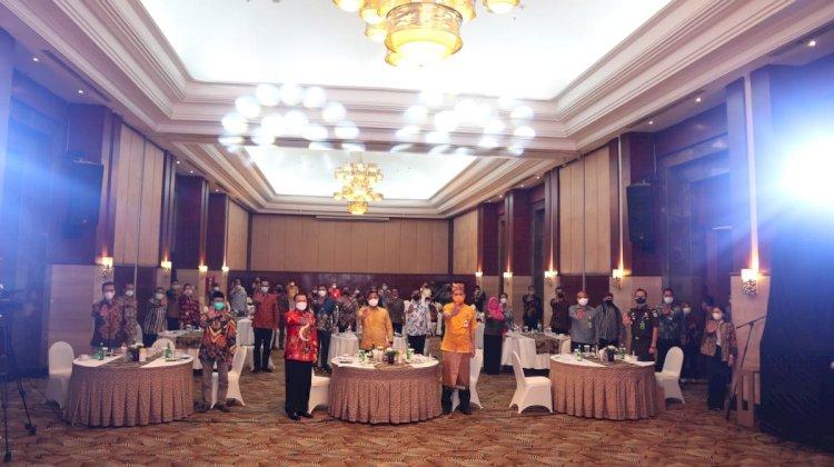 Pemprov Jawa Tengah Dukung Penuh Kegiatan Sinergisitas BNPT