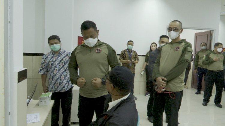 Dukung Percepatan Vaksinasi Nasional, BNPT Sasar Mitra Deradikalisasi di Samarinda
